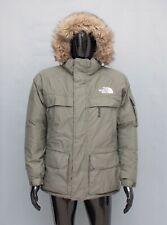 THE NORTH FACE Mcmurdo 550 Goose Down Hyvent Men's Parka Coat S