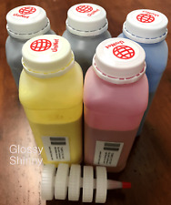 (1,000g) GLOSSY Toner Refill for HP Pro CP1025, M175, M275 (CE310) + 15 Chip