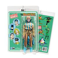 DC Comics Trickster 8 inch Action Figure on Retro Style Retro Card
