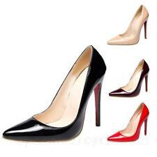 Party Standard Width (B) Slim Court Heels for Women