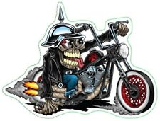 CHOPPER FREAK BUMPER STICKER HELMET STICKER LAPTOP STICKER TOOL BOX STICKER