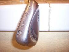 TAYLORMADE BURNER MIDSIZE PITCHING WEDGE DYNALITE STEEL SHAFT