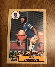 Bo Jackson 1987 Rookie #170 Baseball Card