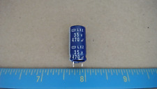 Unknown 470Uf 35V Trimmed Leads Radial Capacitor New Lot Quantity-100
