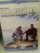 Matt Hayes: Lake Escapes - Catfish, Barbel and Chub DVD (2005) Matt Hayes cert