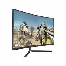 VIOTEK GNV32CBO 32-Inch 165Hz Gaming Monitor 4ms(OD)G-Sync-Ready FreeSync VA DP