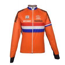 BIO RACER RABOBANK Funktionsjacke 3 M Olympic Team Cycling Jersey Windstopper