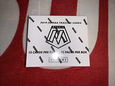 New Listing2019-20 Panini Mosaic Nba Basketball Cello Multi Pack Factory Sealed Box