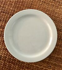 Delco Atlantic China Salad Dessert Plate White 7 1/8""