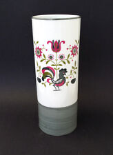 "Gerold Porzellan - ""Design Florist""  Porzellanvase Zylindervase  27 cm *top"