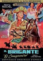 Il Brigante O' Cangaceiro -DVD A & R PRODUCTIONS
