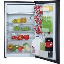 Magic Chef Mcbr 440B2 4.4 Cubic-Ft Refrigerator (Black)