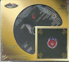 Santana Lotus Doppel Hybrid SACD Audio Fidelity NEU OVP Sealed Limited Edition