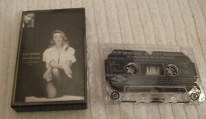 MUSIC CASSETTE  * KYLIE MINOGUE & KEITH WASHINGTON - IF YOU WERE WITH ME NOW *