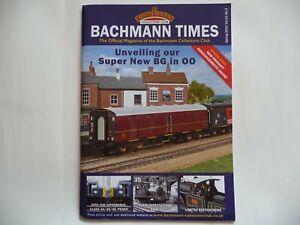 Bachmann Times Collectors Club Magazine Vol 21 No 3 Spring 2021