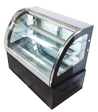 Fast Delivery Countertop Refrigerated Cake Showcase 220V Bread Cake Full Range
