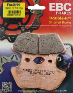 EBC Double H Sintered Harley-Davidson Works Front or Rear Brake Pad Set FA400HH