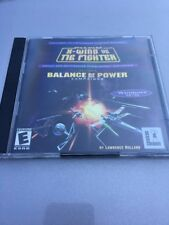 Star Wars X-Wing vs TIE Fighter -- Balance of Power Campaigns  (PC, 1997) TESTED