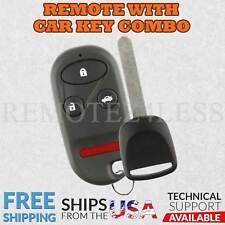 Keyless Entry Remote for 2004 2005 Honda S2000 Fob Car Key