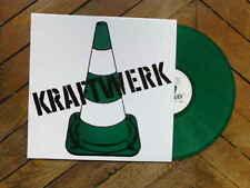 KRAFTWERK 2nd  LP Vinyl couleur