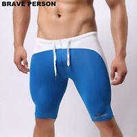 Brave Person Men's Beach Wear Multifunctional Swimwear Men Board Shorts S-XL