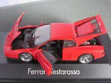 FERRARI TESTAROSSA - Herpa échelle 1:43 scale - HIGH-TECH MODEL made in Germany