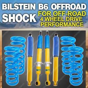 Bilstein Shock Coil 50mm Lift for Nissan Navara D23 NP300 Mercedes Benz X class