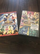 super samurai POWER RANGERS COMBO (lot Of 2)