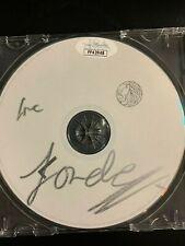 Lorde Pure Heroine Autographed Signed Compact Disc CD JSA COA