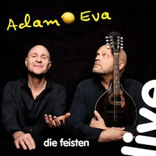 DIE FEISTEN - ADAM & EVA (LIVE)  2 CD NEU