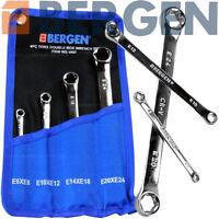 BERGEN E-TORX Spanners 4pc Star Torx Double Box Wrench Set Female Torx E6 To E24