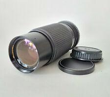 Bell & Howell 100-200mm f/4.5 Telephoto Camera Lens ⌀52 - P/K Mount
