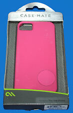 GENUINE CASE-MATE Barely There Case  for Apple iPhone 5 / 5s - CM022390  - PINK