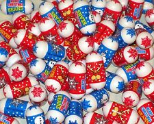 100 Stocking Fillers Xmas Loot Party Bag Fillers Pinata Jumping Beans Toy Kids