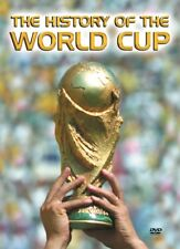The History Of The World Cup DVD