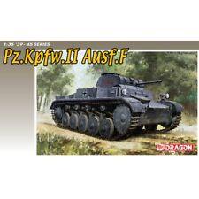 Dragon 6263 GERMAN PZ. KPFW II Ausf F 1/35 SCALA KIT MODELLINO IN PLASTICA