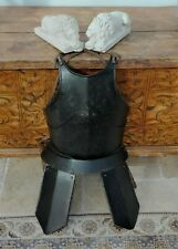 More details for armour breast plate - uk blacksmith made - medieval style - larp / re-enactor