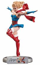 DC Bombshell's Supergirl Statue Limited NEW 1525/5200