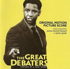 THE GREAT DEBATERS (MUSIQUE DE FILM) - JAMES NEWTON HOWARD (CD)
