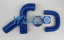 Subaru Silicone Y-pipe WRX GC8 Top Mount Intercooler Hose 96-00 Blue