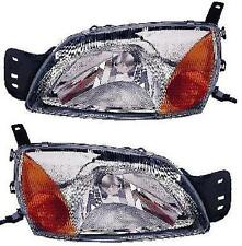 Ford Fiesta Mk5 1999-2002 replacement headlights 1 PAIR