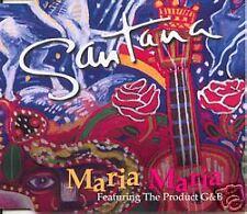 SANTANA Maria MIXS & INSTRUMENTAL GERMAN CD Wyclef Jean