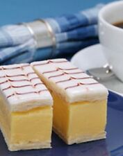 CUCINA ALIMENTI 1Kg Pack FREDDA Set Custard polvere per decorazione torta