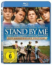 STAND BY ME, Das Geheimnis eines Sommers (Will Wheaton) Blu-ray Disc NEU+OVP
