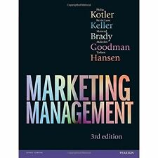 Marketing Management 3rd edn by Mairead Brady, Malcolm Goodman, Torben Hansen, K