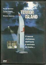 DVD TERROR ISLAND