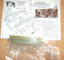 Verlinden 1/35 Sturmbrucke Pioneer Assault Bridges for Sd.Kfz.251/7 (Tamiya) 739