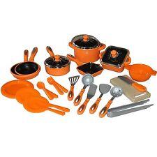 28tlg Enfants Appareils de Cuisine Vaisselle Poupée Lot pour Cuisine,Pouppées
