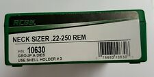 RCBS Neck Sizer Die for 22-250 Rem, #10630, NIB
