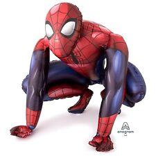 "MARVEL Spider-Man 3D Airwalker 36""  Jumbo Party Foil Balloon Party Supplies"